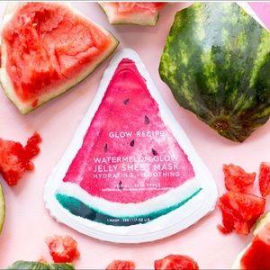 Set of 2 - Glow Recipe Watermelon Glow Jelly Masks